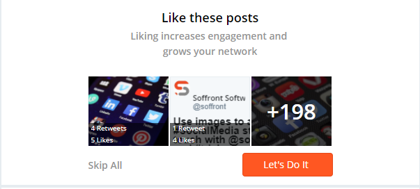 Like Engage Reply Follow Unfollow Increase Twitter Followers Hootsuite